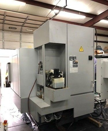 Mori Seiki NVX-5100/40 Vertical Machining Center